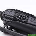 КОмплект 2 штуки Рації Baofeng UV-82 з гарнітурами VHF/UHF Dual-Band 136-174/400-520MHz 2-PTT 8W Two Way Radio