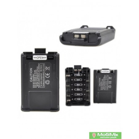 Батарейний відсік для рації Baofeng / Pofung UV-5R