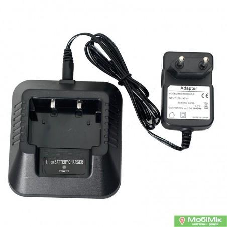 Зарядний пристрій (PC-001 + A-88) для рації Baofeng UV-5R