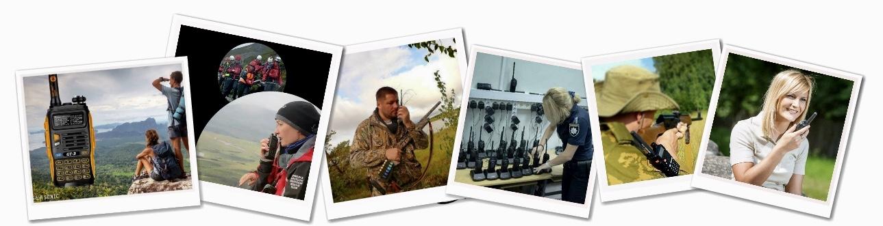 Где купить рацию в Киеве для детей, охраны, охоты, отдыха